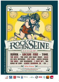 Rock en Seine 2007