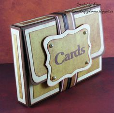 gift boxes, boxes for cards, card tutorials, box for cards