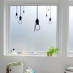 ferm living light bulb wallsticker