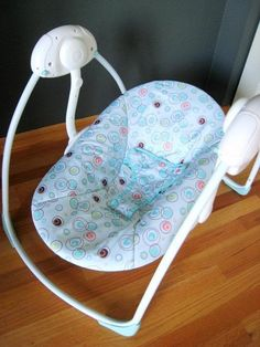 right.at.helm, DIY: Baby swing cover