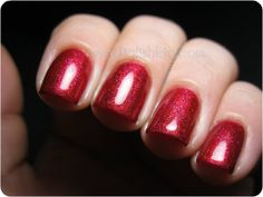 Polish Etc.: Girly Bits Rogue Swatches #GirlyBits #glitter #indiePolish