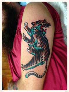 really enjoyed this one! stevie edge, hunter and fox tattoo. For...