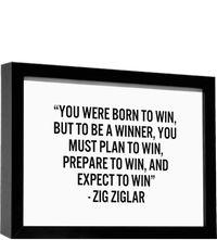 born to win ~ zig ziglar