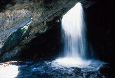 Doughnut Falls, Big Cottonwood Canyon, Fishlake NF, UT   © Marsha K. Russell