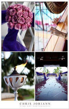 Beautiful Florida Wedding @Patsy Adams National Resort & Spa with Harpist Esther Underhay, Wedding Officiant Rev. Paul Underhay, amazing Photographer Chris Joriann #PGANationalResort #Floridawedding #Ceremony #harpist #musician #weddingofficiant #elegant #PalmBeach #ChrisJoriann