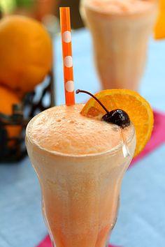 Orange Creamsicle Cocktail