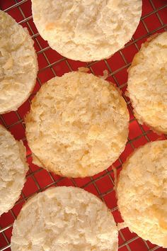 Shortcut Coconut Almond Macaroon Recipe