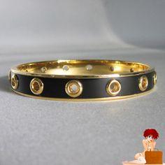 Classic bracelet...I love Coach jewelry.