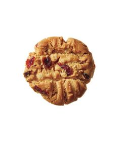 Cranberry-Oat Peanut Butter Cookies Recipe