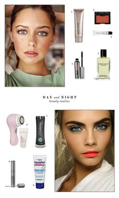 Day and Night Beauty Routine