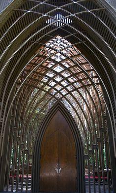 Mildred Cooper Memorial Chapel (003) - Fay Jones