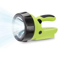 The Seven Year Flashlight - Hammacher Schlemmer