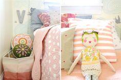 little girls, patterns, girl bedrooms, violets, violet bedroom