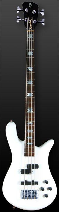 SE-5 Stuart Spector Designs Bass. Just beautiful. Love Spectors!!!