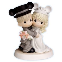 Comical Wedding Cake Toppers on Cake List    Disney Wedding Cake Toppers Figurines
