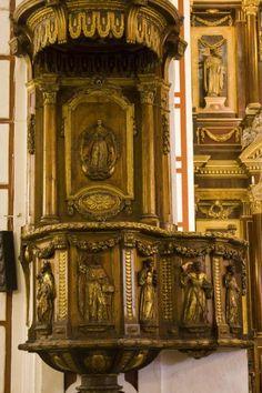 francisco church, churches, church pulpit, san francisco