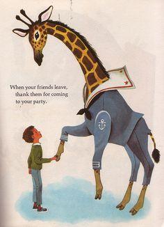 Vintage kids book