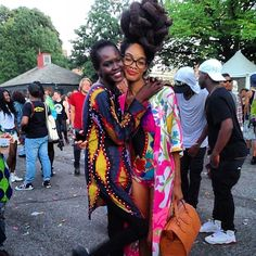 AfroPunk 2013: All The Bold And Beautiful Street Style Stars At The Annual Music Festival (PHOTOS)