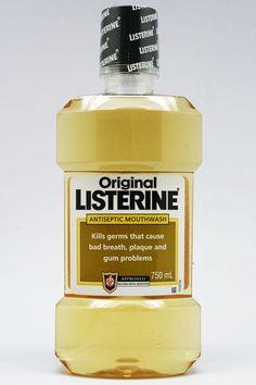 Alternative Uses For Listerine