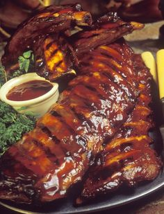 HOW TO COOK BABY BACK RIBS