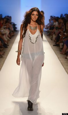 Mara Hoffman 2013 Collection At Mercedes Benz Fashion Week Swim, Miami Beach (PHOTOS, VIDEO)
