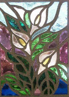 Scarab Glassworks Gallery :: Dalle De Verre :: 6