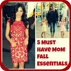 This mom wouldn't be caught dead wearing mom jeans: 5 Must Have MOM Fall Essentials #fashion #momfashion #NOMOMJEANS