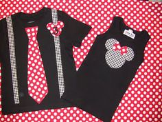 mickey & minnie outfits
