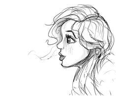#drawing #girl #sketch