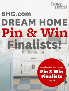 Congratulations to our Pin & Win Finalists!