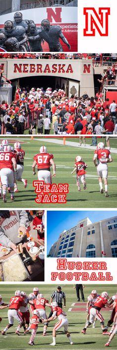 Nebraska Spring Football