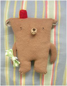 Fez Bear