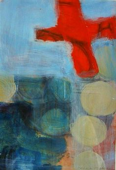 red cross by donna malone, via Flickr