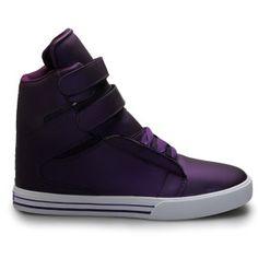 new supra shoes tk society purple womens high tops boats