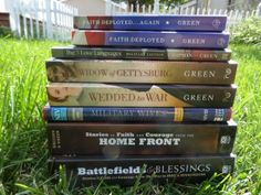 Enter a drawing for a free e-copy of any Jocelyn Green title, including Faith Deployed, The 5 Love Languages Military Edition, Stories of Faith and Courage, Heroines Behind the Lines, and more! Drawing closes Thursday, March 27, 2014.