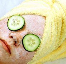 Homemade Skin Care Treatment.