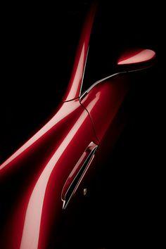 "♂ red car details ""Vantage "" by Tim Wallace #ecogentleman #automotive #transportation #wheels"