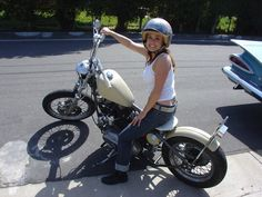 Girl on an old motorcycle: Post your pics! - Page 901 - ADVrider