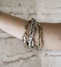 Rapunzel Bangle