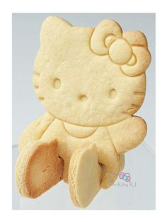 Hello Kitty Cookie Cutter - 3D