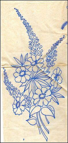 Vintage embroidery   Flickr - Photo Sharing!
