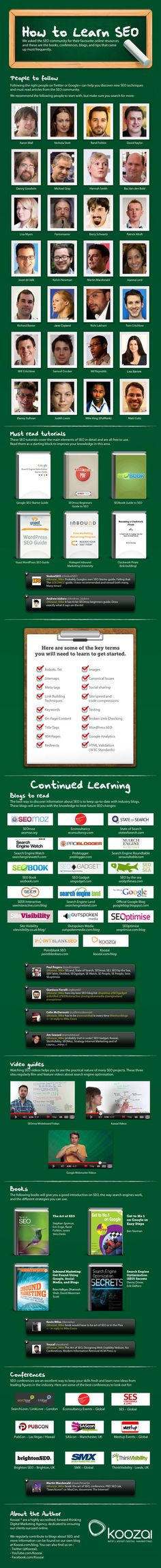 Learning SEO? Here are some tips - State of Search