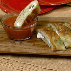 Mario Batali's Stromboli                            Mario Batali's Stromboli