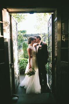 Photography: Maggie Harkov - maggieharkov.com  Read More: http://www.stylemepretty.com/2014/02/24/modern-new-york-wedding-at-the-foundry/
