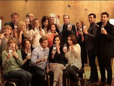 Downton Abbey Cast Responds to Water Bottle Error: Hilarious Picture - Us Weekly