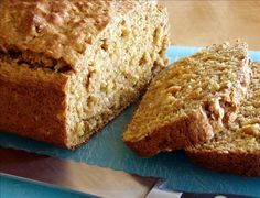 Katie s Healthy Banana Bread from Food.com: This is a delicious recipe from Quaker that is very good for you!