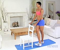 Our Top 10 Thigh Exercises. Things you can do at home to tone and shape your inner and outer thighs