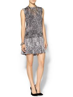 layer dress, rebecca taylor, taylor dress
