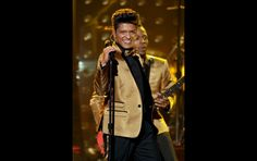 Bruno Mars performs on the 54th Annual GRAMMY Awards!