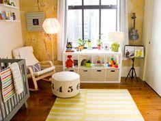 Colorful Music-Inspired Nursery - Project Nursery